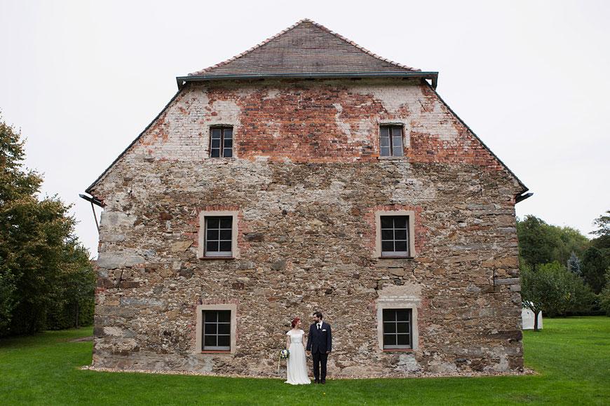 Hochzeit in Schloss Spreewiese bei Bautzen nahe Dresden