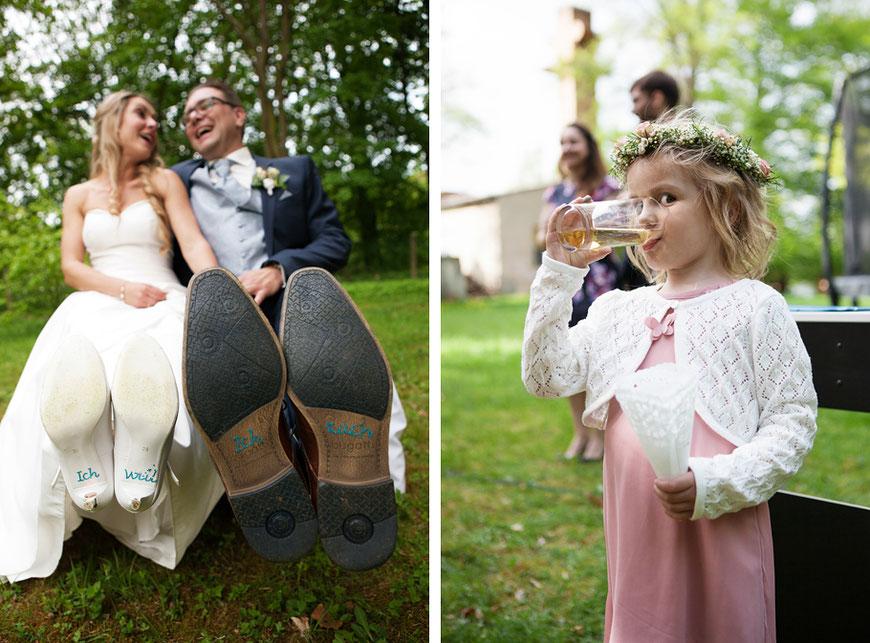 Braut und Bräutigam bei Hochzeitsreportage in Görlitz von Martin Schneider