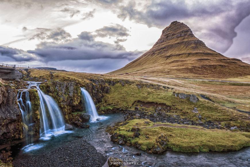 Eine der vielen Naturschönheiten Islands
