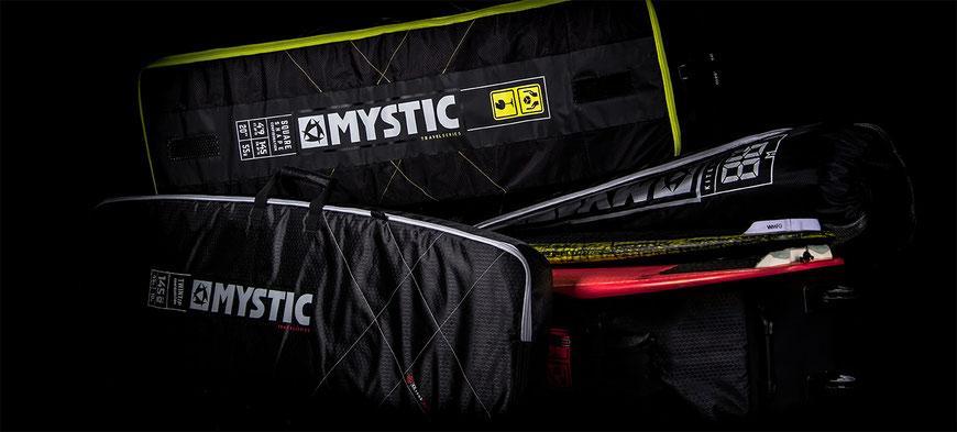 Mystic Boardbag, Boardbag, Kitebag, Kitebags, Mystic Kiteboardbags, Mystic Gearbag, Mystic Elevatebag, Mystic Tasche fuer Boards