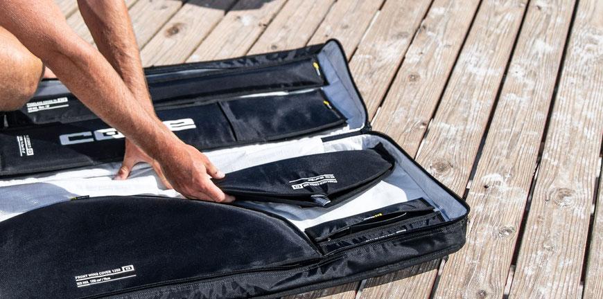 CORE Foil Bag, Foilbag von CORE, SLC Cover Bags bei WindSucht