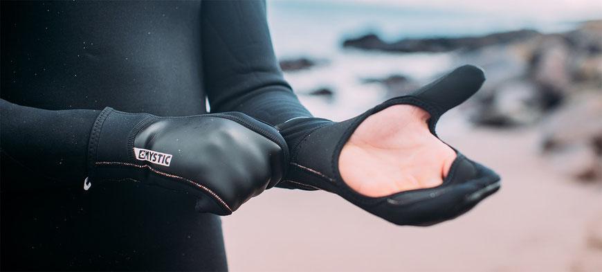 Mystic Gloves, Mystic Neopren Handschuhe, Mystic Neo Handschuhe, Xcel Infinity Gloves