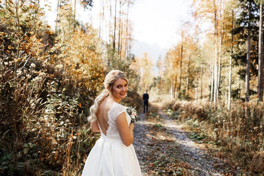 First Look an deiner Hochzeit