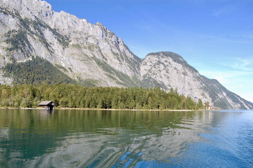 Озеро Кенигзее