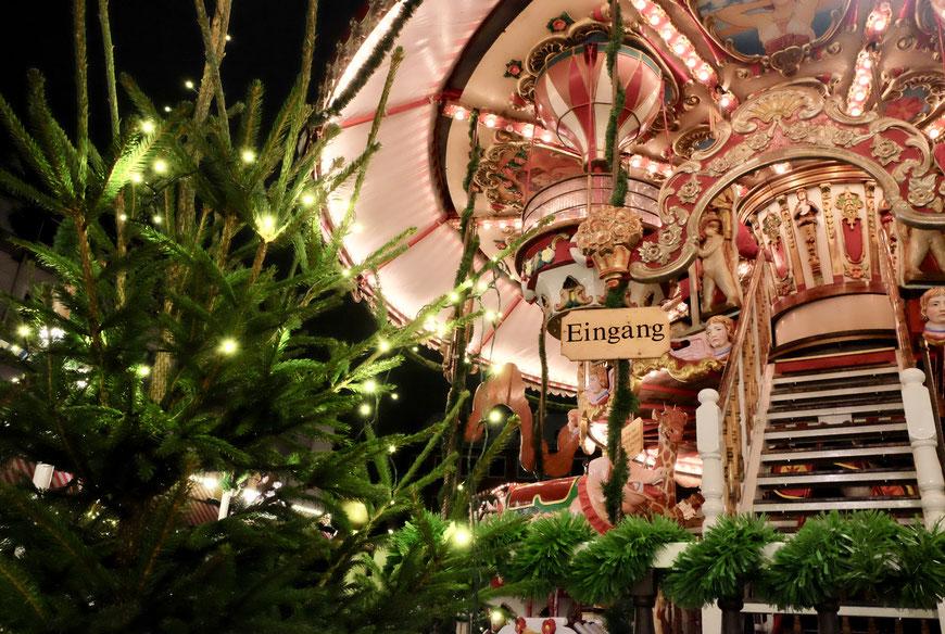 Детская рождественская ярмарка в Нюрнберге