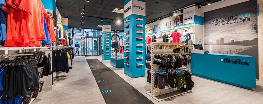 Sportgeschäft Bonn: Laufladen Bonn