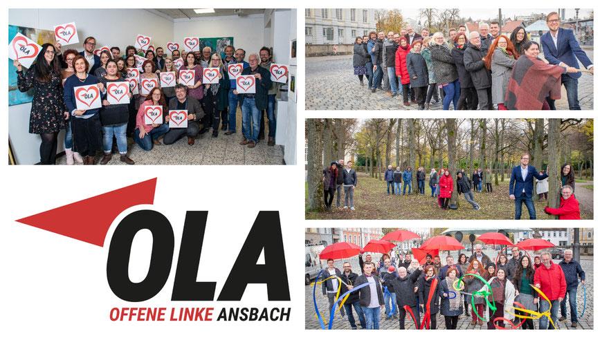 Startseite Offene Linke Ansbach