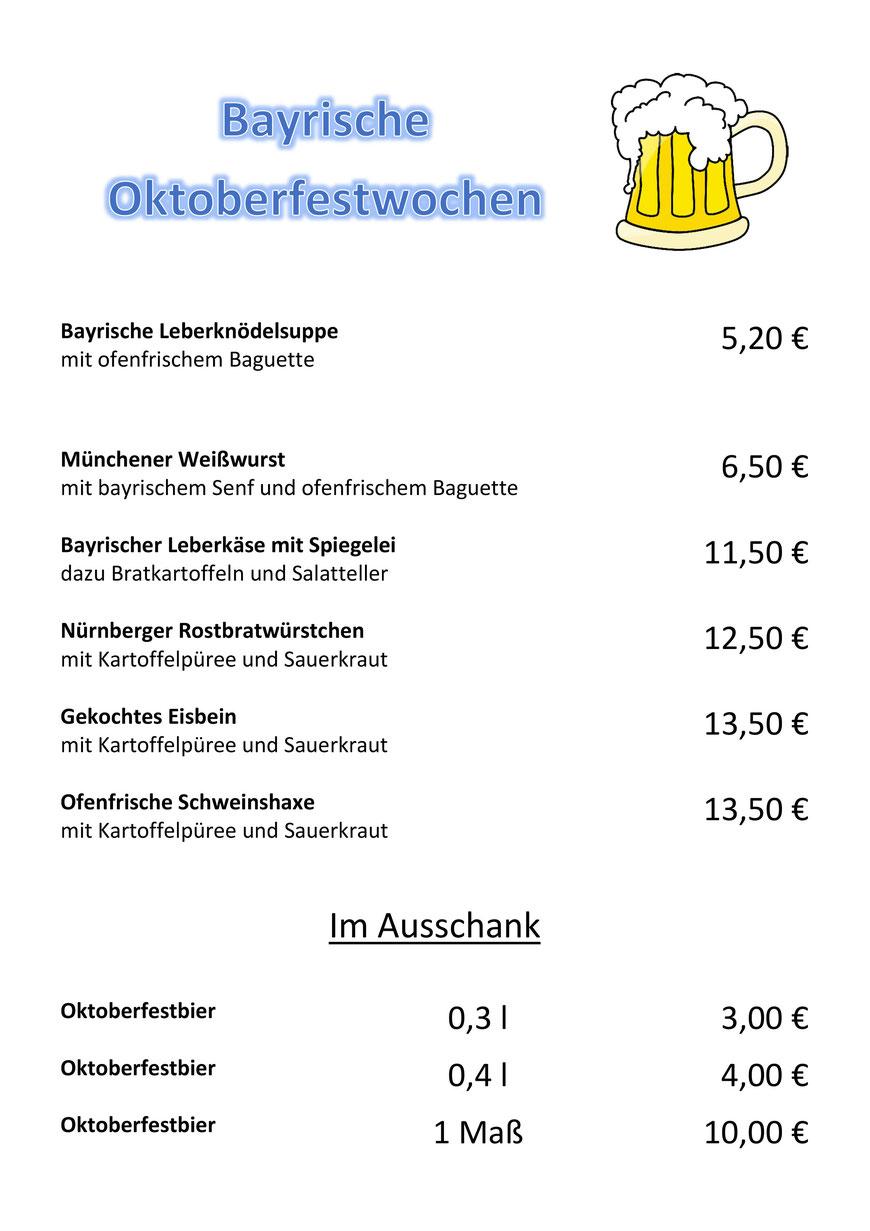 Oktoberfest in Münster