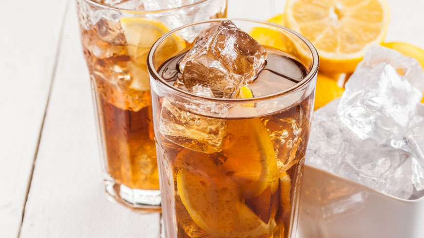 Simple Southern Style Iced Tea Recipe with Alcohol