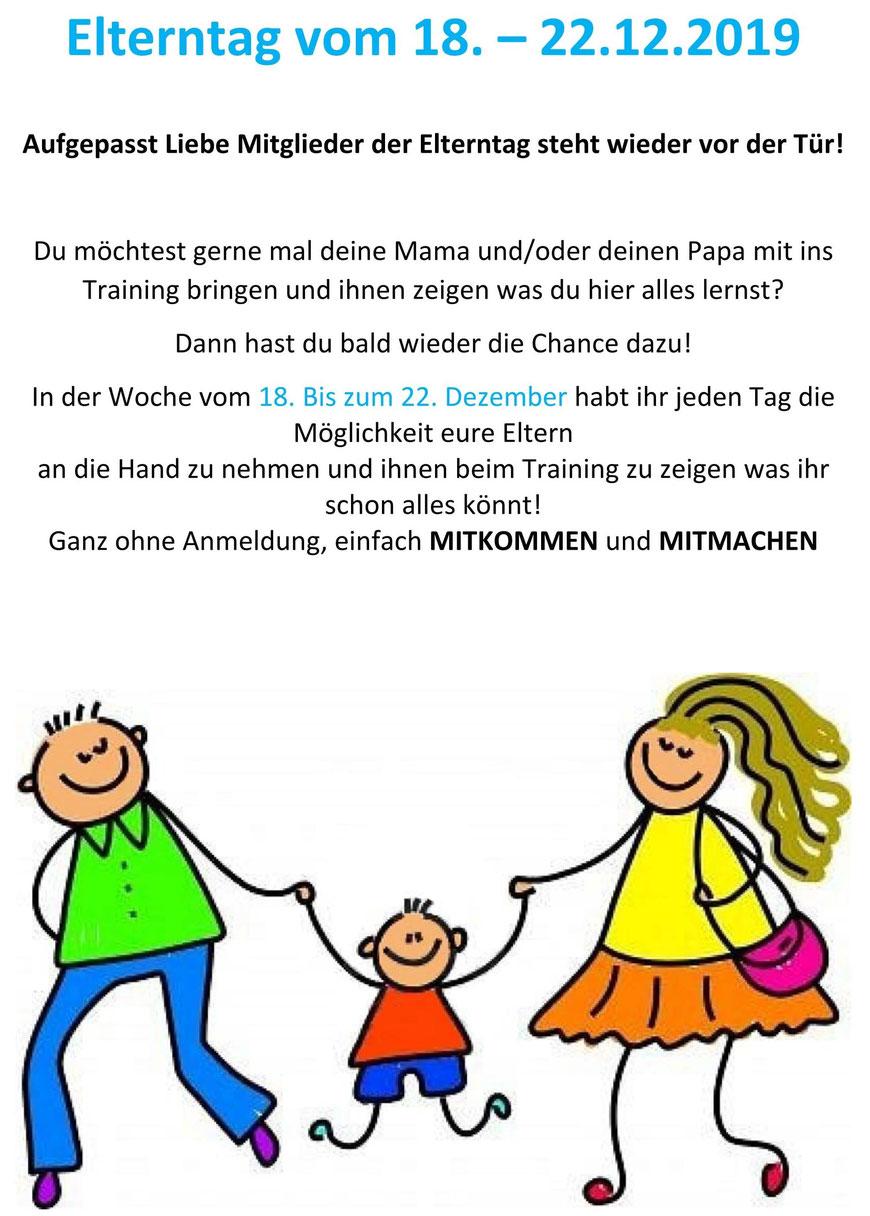 Elterntag Selbstverteidigung Kinder Augsburg