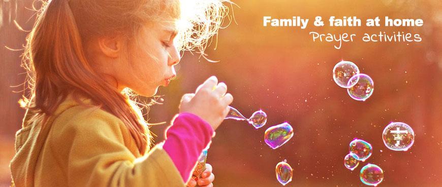 Family & Faith at Home