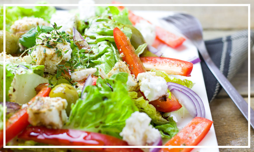 Eat Salad - but in the right way