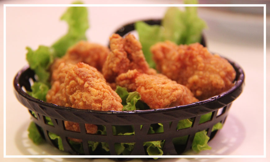 Avoid batter and fried food if you want to loose weight and stay fit and healthy www.beautifulmum.co.uk