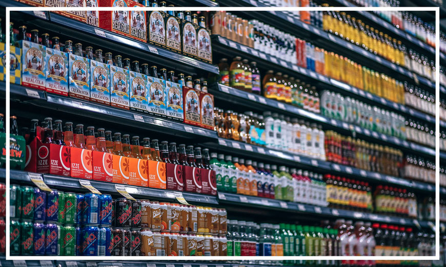 Banish Soft Drinks from the fridge if you want to save calories for a healthier Lifestyle