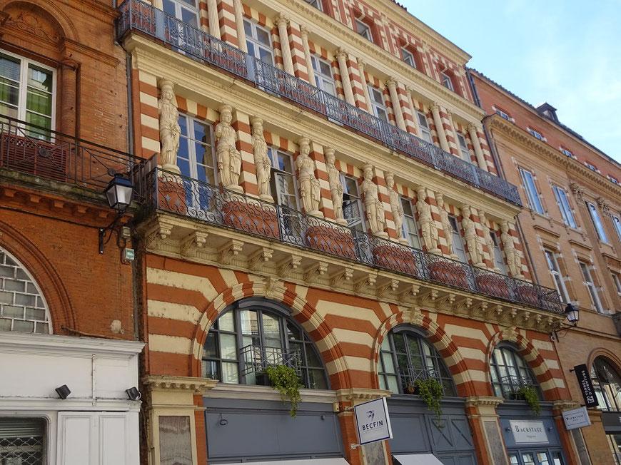 Maison Virebent au 28 rue des Marchands