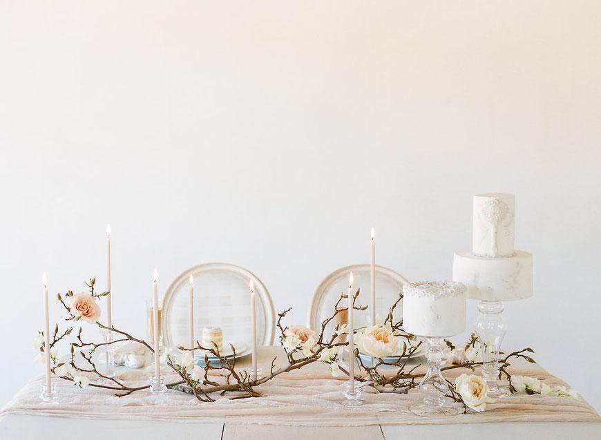 Hochzeit Saarland modern Inspiration Fineart Süße Poesie Hochzeitstorte