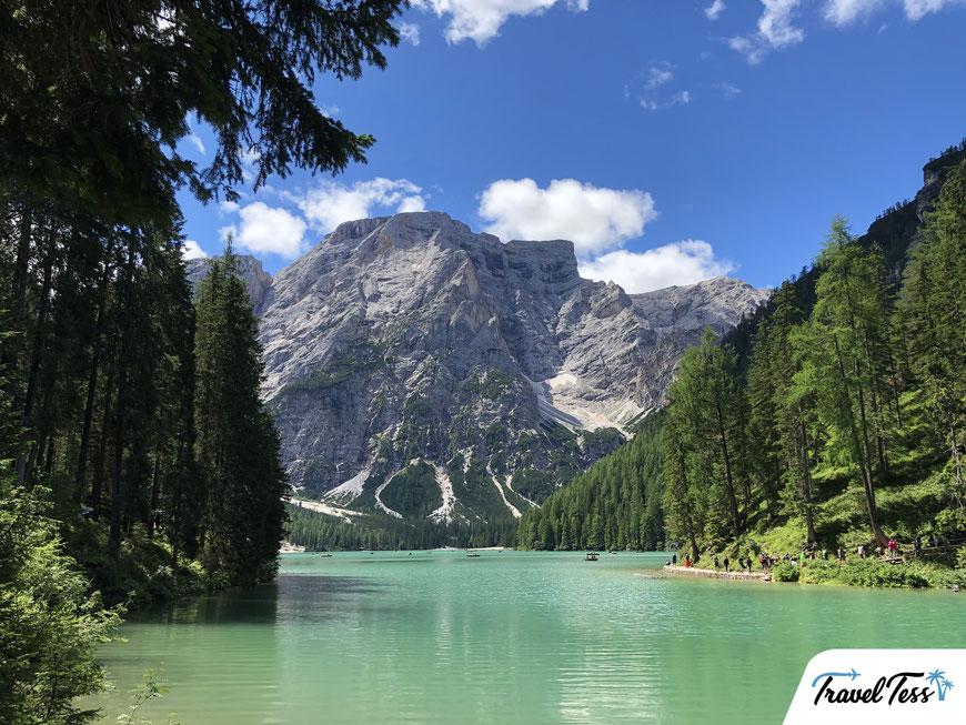 Mooiste meer van de Dolomieten