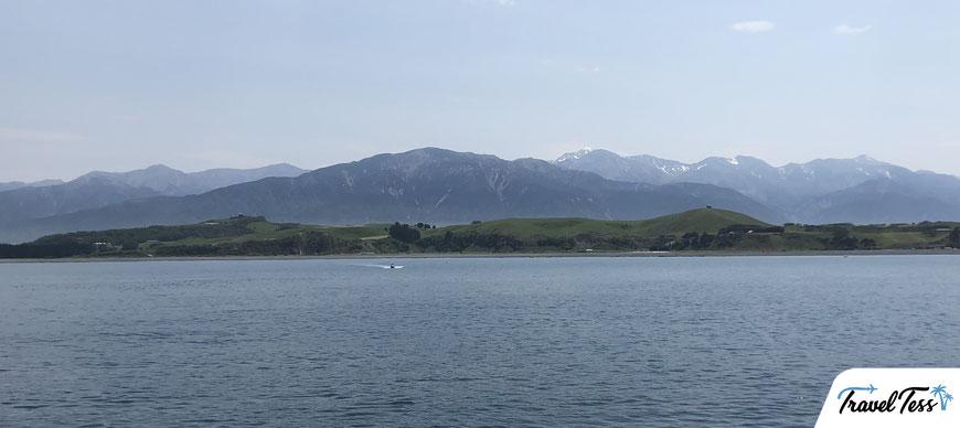 Panorama Kaikoura