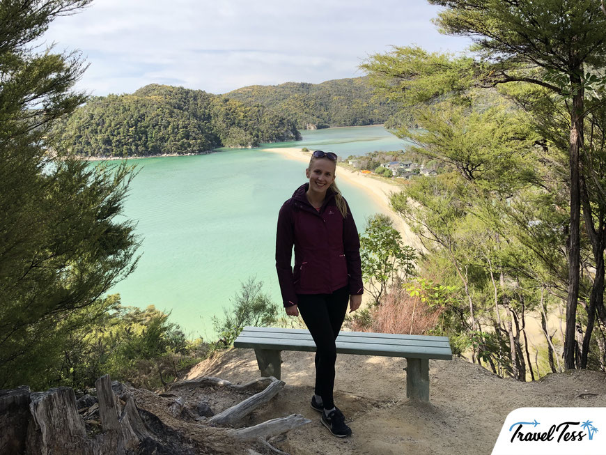 Abel Tasman Park fotomoment