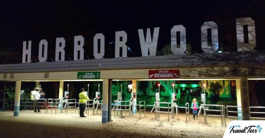 Horrorwood Moviepark Germany