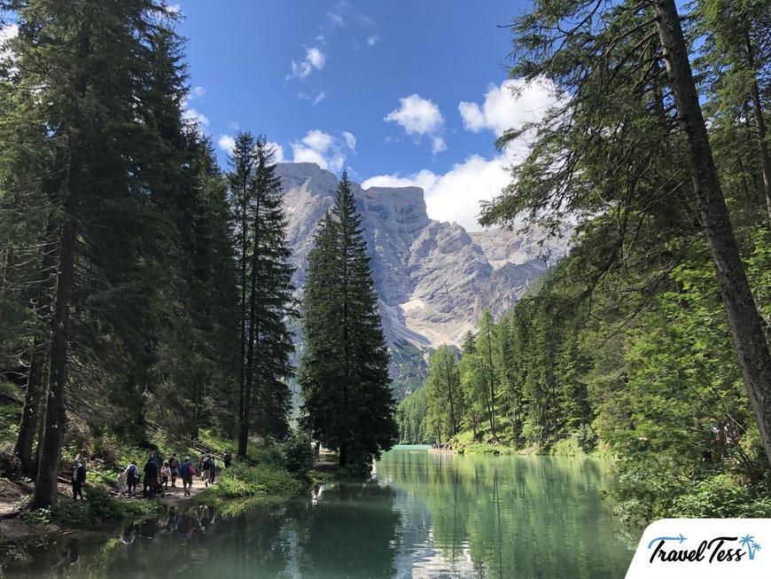 Mooiste Dolomieten meer