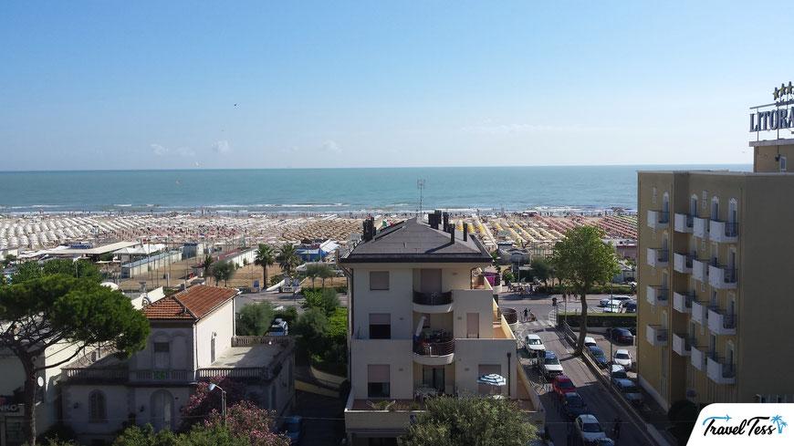 Massatoerisme Rimini