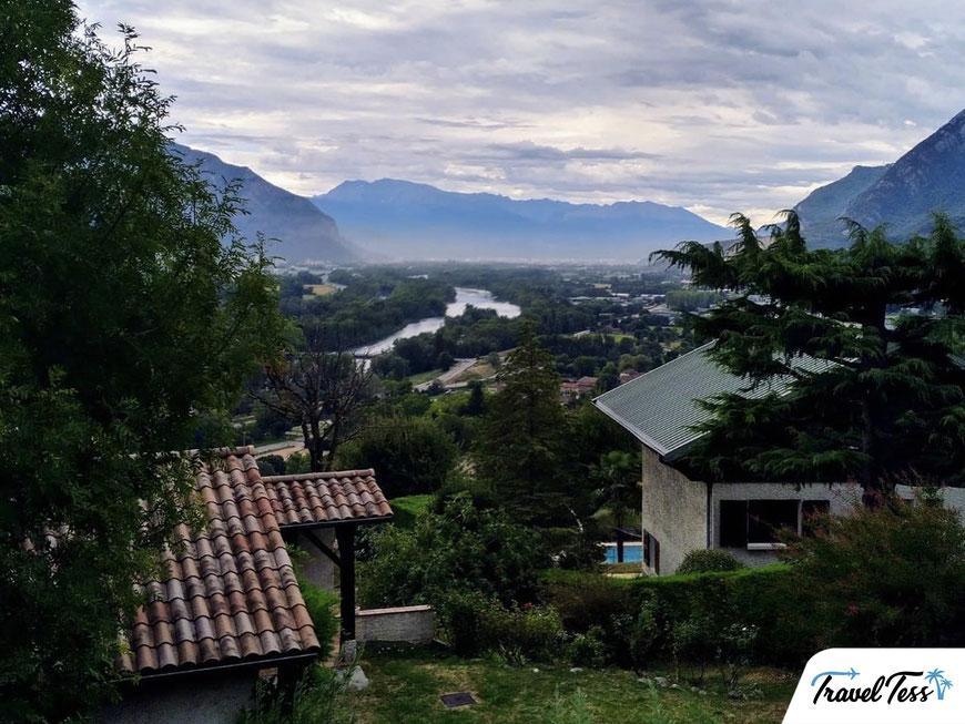 Prachtige bergen rondom Grenoble
