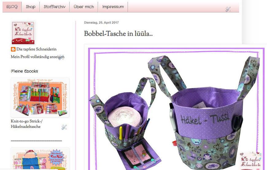 Blogger, Blogspot, Die tapfere Schneiderin, Tapfere Schneiderin, www.tapfereschneiderin.de,
