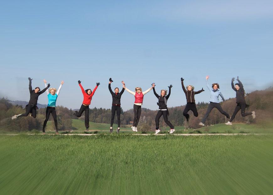 Fitness, Sport, Training, Ausdauer, Vitalität, Motivation, Wohlbefinden, Gesundheit, Limmattal