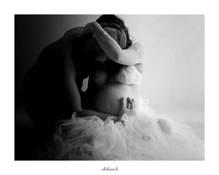 séance maternité grossesse ventre rond var brignoles