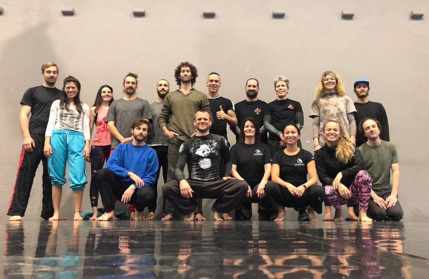Kung Fu Weiterbildung, Neigong, Innere Arbeit, Kampfkunstschmiede Zürich Oerlikon
