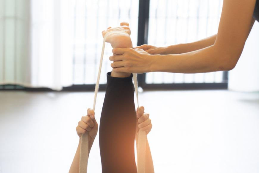 Yoga Personal Training Frankfurt