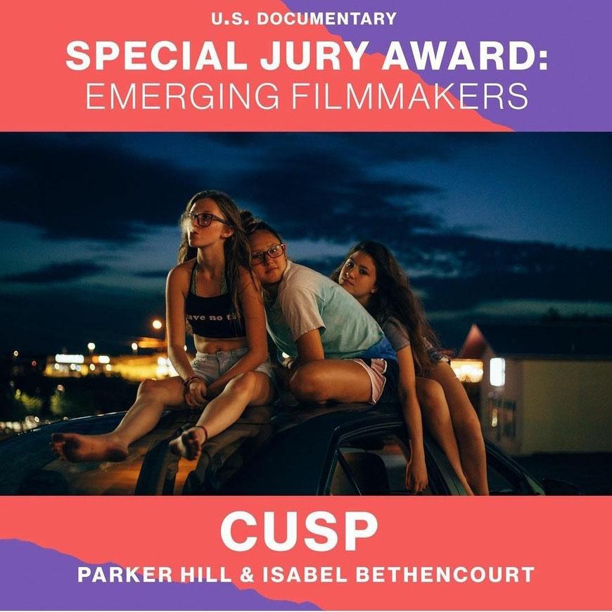 Award winning CUSP Sundance 2021