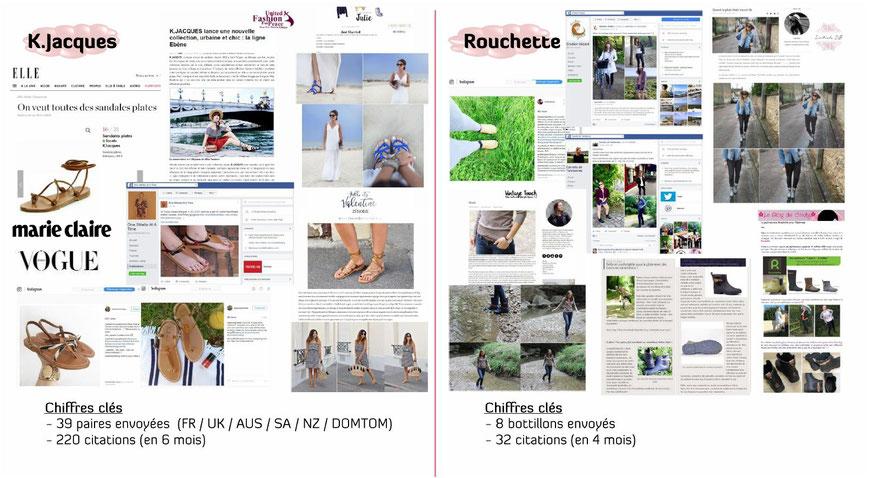 Archi'Tendances box Mode 2016, le résultat de K.Jacques et Rouchette