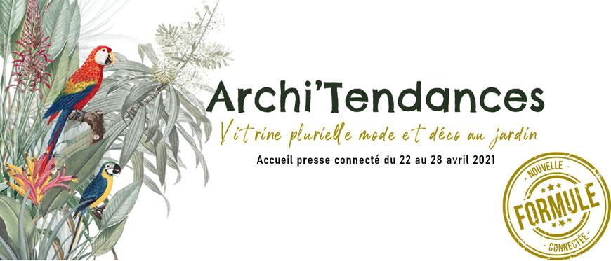 ©ArchiTendance - accueil presse connecté du 22 au 28 avril 2021