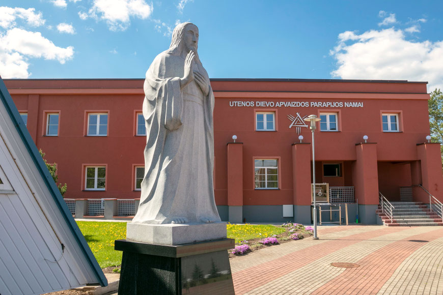 Naujoji Dievo Apvaizdos bažnyčia