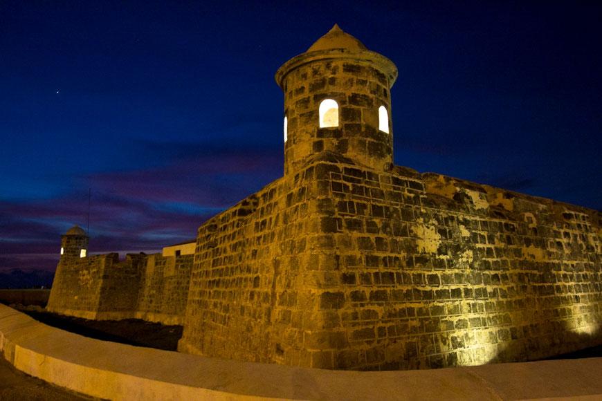 Šv. Gelbėtojo tvirtovė Havanoje Kuboje