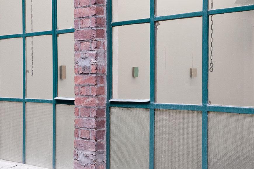 Andreas Keil, Tafelbilder, Malerei, Ausstellung, Kabinett im KunstWerk, Köln, 2009