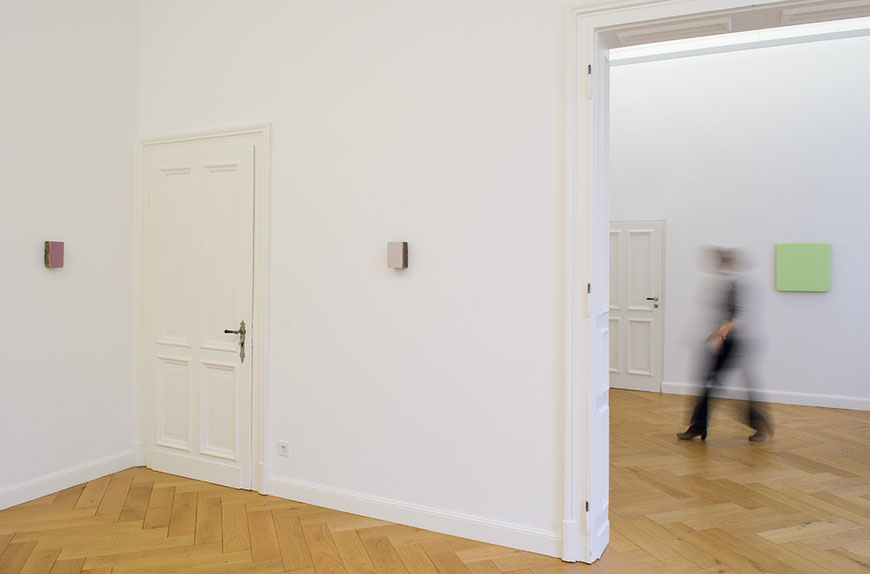 Andreas Keil, Kolor, Malerei, Ausstellung, Galerie Carla Reul, Bonn, 2012