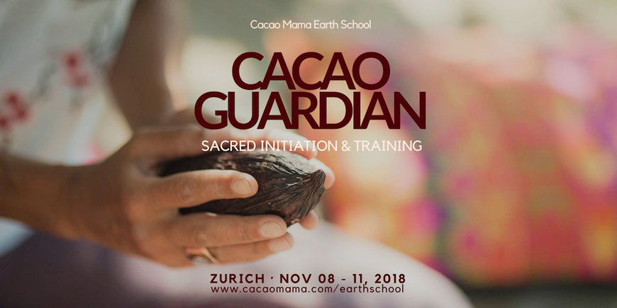 sacred cacao ceremony facilitator training cacao mama earth school berlin