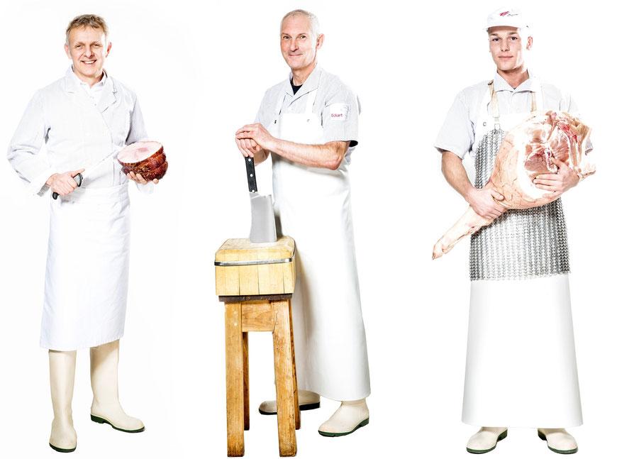 Fleischerei Eckart - unsere Metzgermeister