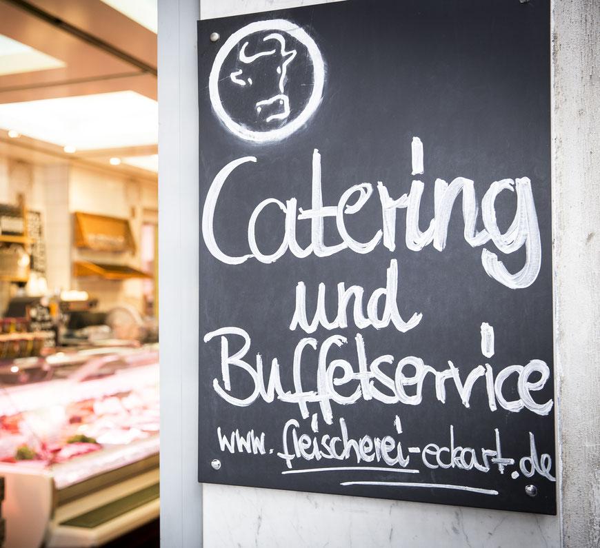 Handwerks Metzgerei Eckart - Event-Catering, Buffets und Fingerfood in Köln