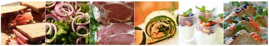 Fleischerei Eckart - Messe und Event Catering