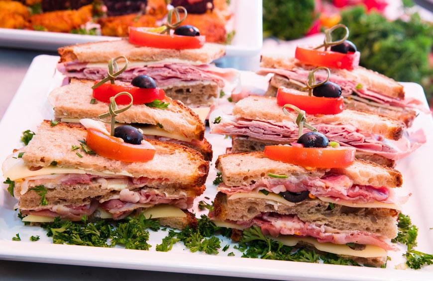 Fleischerei Eckart - Sandwiches und Co -  Catering Service