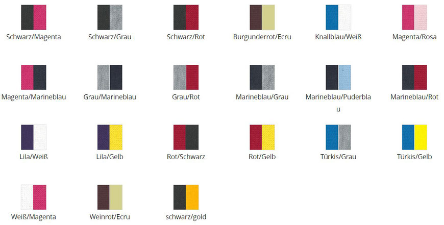 FARBPALETTE - Steve S. Fashion & Design