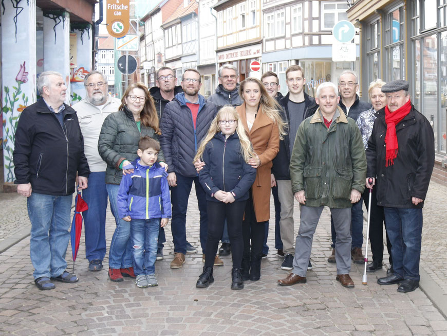 Kandidaten des Stadtrates SPD