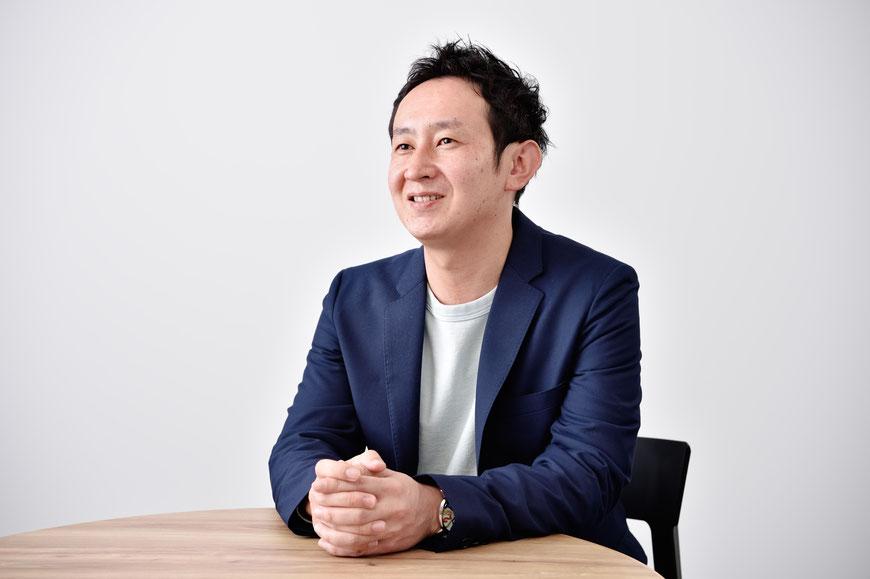 ▲株式会社KDDIウェブコミュニケーションズ 代表取締役副社長 高畑哲平