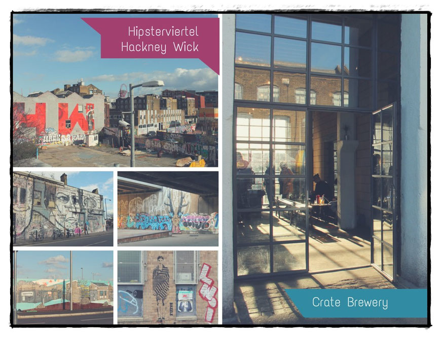 Hackney Wick, Crate Brewery