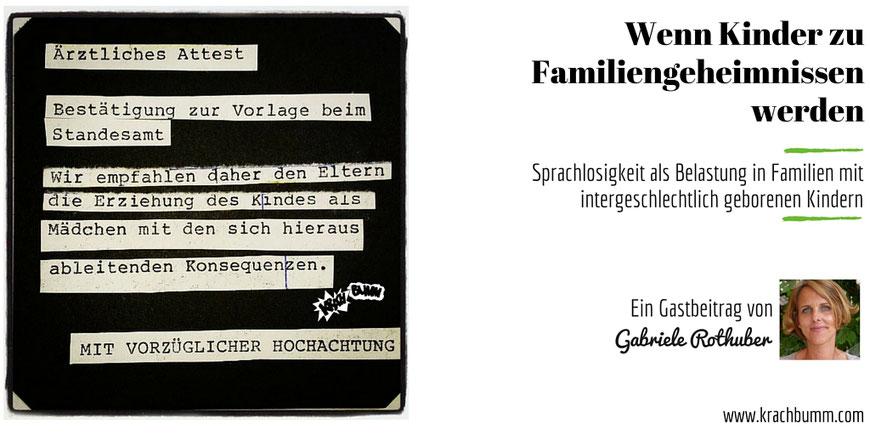 Intersex Familiengeheimnis