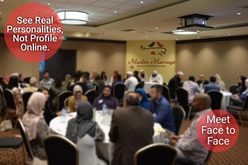 Speed dating Sydney, Australia, meet single muslims, msulim men and muslim  woman